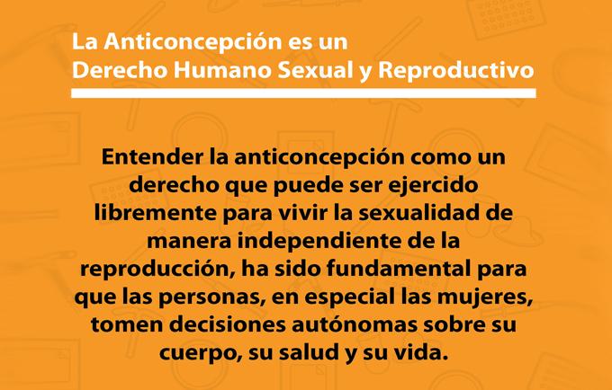unfpa colombia la anticoncepción es un derecho humano sexual y